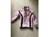 Girls ski jacket age 7/8