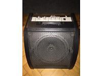 Traps AP30 electronic drum kit amp.