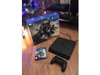 PS4 slim destiny 2 edition