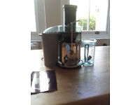 Sage by Heston Blumenthal Nutri Juicer -Excellent working condition