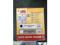 Fiamma safe door locks set of three