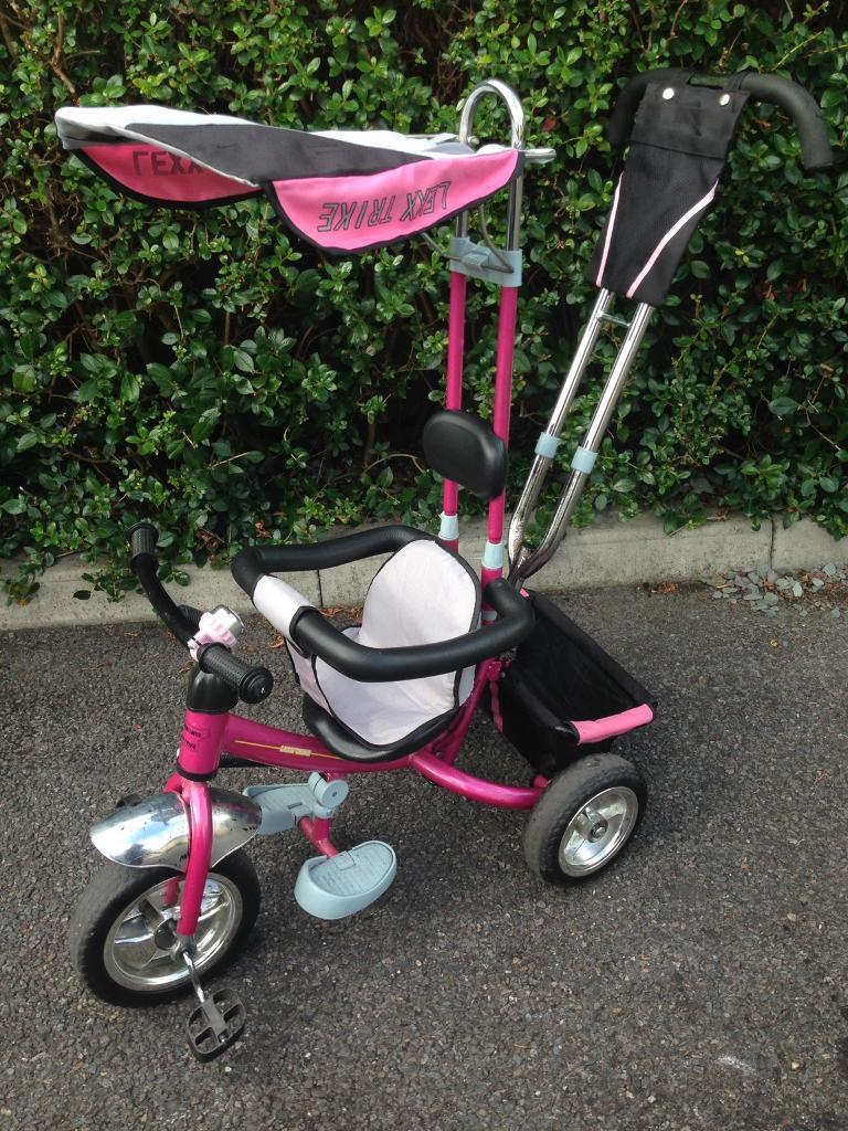 Lexx Smart Trike