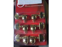 Grover guitar tuners. Brand new in box