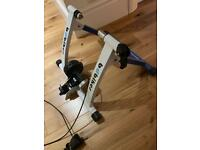 Turbo trainer for spinning