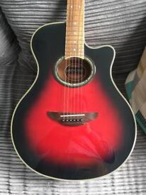 Yamaha APX 700 Electric Acoustic Guitar for sale
