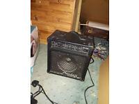 Randall RB30XM Bass Guitar Combo Amp Amplifier