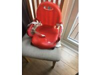 Booster seat ( highchair )