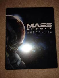 Playstation 4 Mass Effect Andromeda Collectors Edition