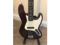 Fender Mexican Standard Jazz Bass ♩ 1998 ♩ MIM