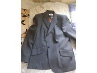 Womens grey next suit. Size 18.