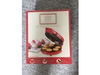 CupCake Maker - Home Sweet Home - as new, boxed