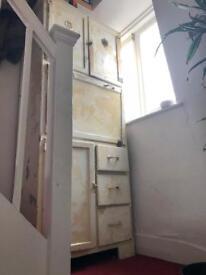 Original 1930's/40's pantry *unrefurbished*