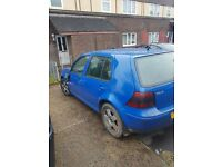 Golf gt tdi non runner spares or parts