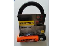Kryptonite D-lock - boxed and never been opened