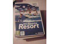 Wii Game: Wii Sports Resort