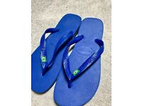 Mens or womens havaiana flip flops- NEW!