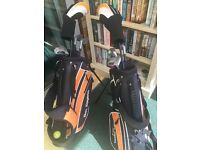Ben Sayers kids M1i right hand golf package set