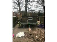 10ft Outdoor Trampoline FREE