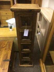 Pair of rustic chests * free furniture delivery *