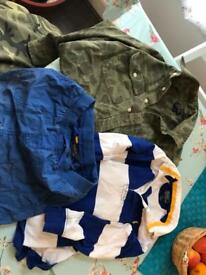 100% Genuine Polo Ralph Lauren Boys Bundle Shirts and shorts