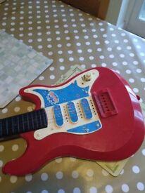 chuildrens play guitar