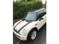 Mini one, 1.6 for sale