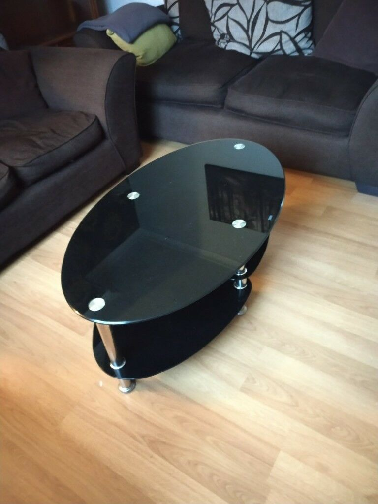 Glass Center Table Beautiful In Feltham London Gumtree