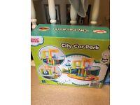 City car park toy