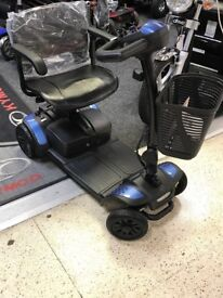 New car boot Scooter