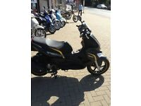 GILERA RUNNER ST 125 - BLACK SOUL EDITION - EXCELLENT CONDITION