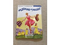 Various sheet music from musicals and hit songs