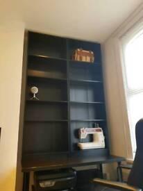 Ikea finnby book shelf x2 quick sale mint