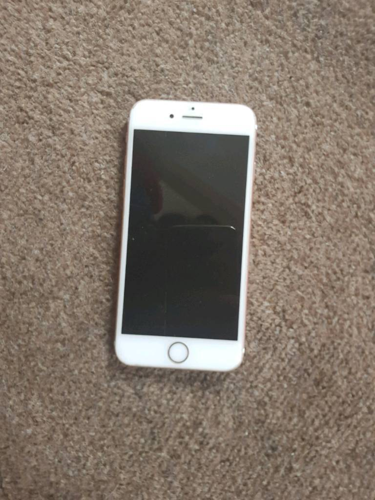 Iphone 6s 128gbin Gateshead, Tyne and WearGumtree - Apple iPhone 128gb in rose gold. Few minor scratches. Boxed with charger. Amazing gift