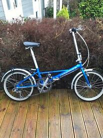 Ridgeback Impulse Bicycle