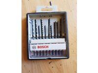 Bosch jig saw blade set for sale