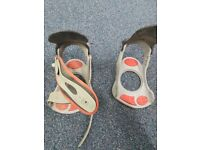 Snow Board Bindings - Second Hand
