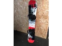 YES THE GREATS 158 SNOWBOARD