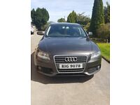 2009 Audi A4 Charcoal Grey. MOT April 2019