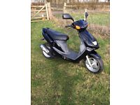 SYM Jet 100, original condition 12 months MOT; Honda, yahama, Suzuki, Peugeot Speedfight