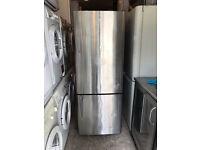 Fisher & Paykel Stainless Steel Fridge Freezer (Fully Working & 3 Month Warranty)