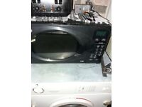 black delonghi microwave 800w