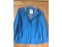 Seasalt waterproof jacket size 16