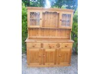 CAN DELIVER - SOLID PINE DRESSER IN GOOD CONDITION