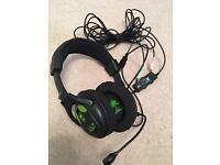 Ear force X12 headset with microphone for Xbox