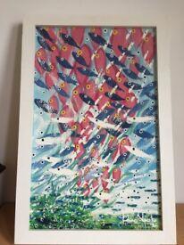 Original Artwork by Kobina Nyarko - One day Sale - Highest bid over £1000