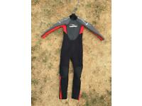 Wetsuit age 11-12