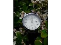 Quartz Silver watch