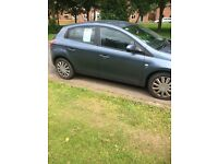 Fiat bravo 1,9 td with full MOT with all mod cons have recipes for work that has been dine