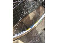 Dave Hinde - 26inch Mountain bike wheels