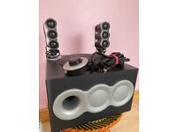 Creative speakers and bass box